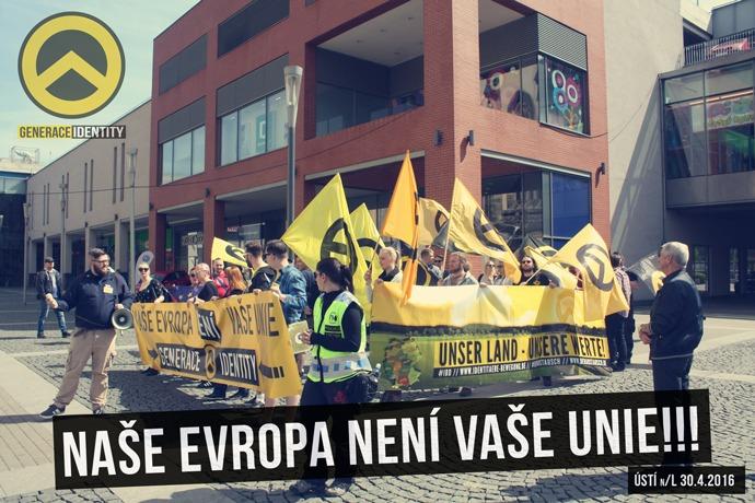Naše Evropa není vaše unie