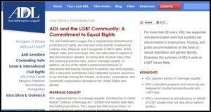 ADL LGBT