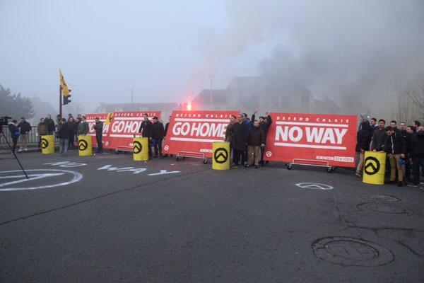 Generation identite Calais