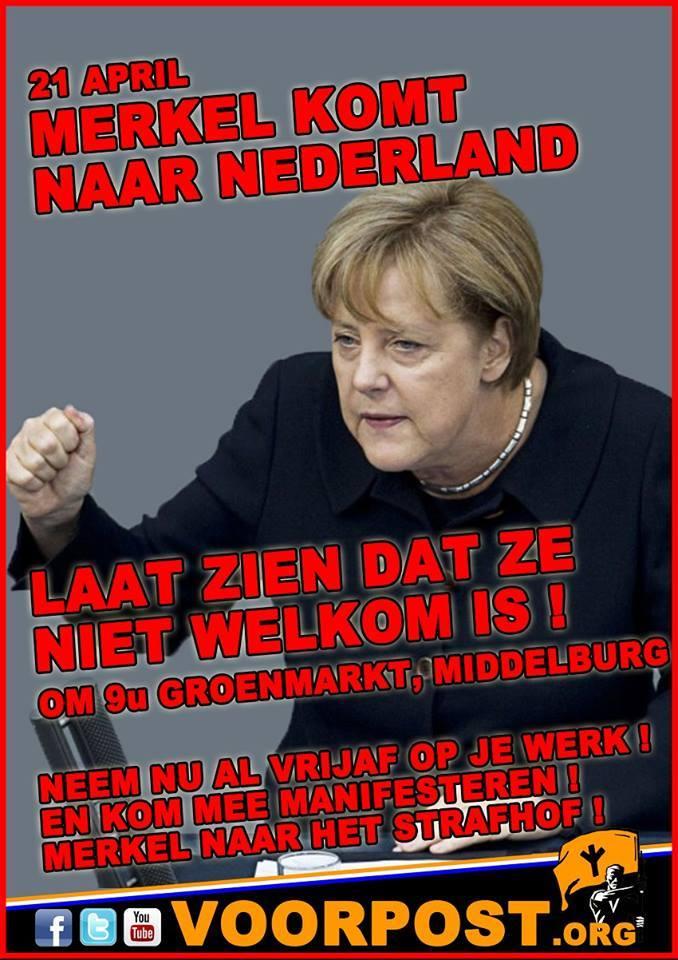 Voorpost Merkel Middelburg