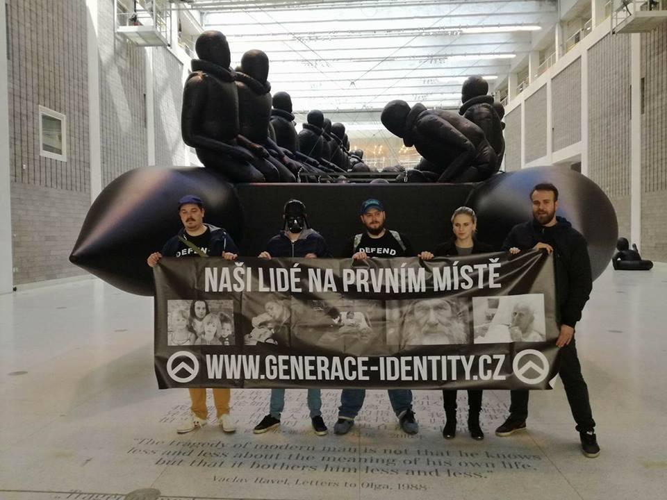 Generace Identity Aj Wej-Wej