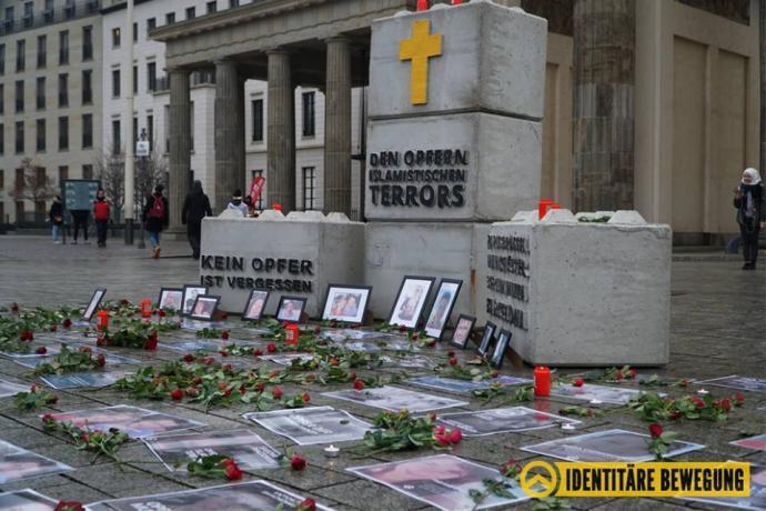 Berlin Brandenburg Opferdenkmal