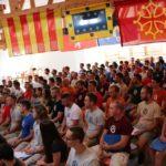 Přednášky na letní identitární univerzitě