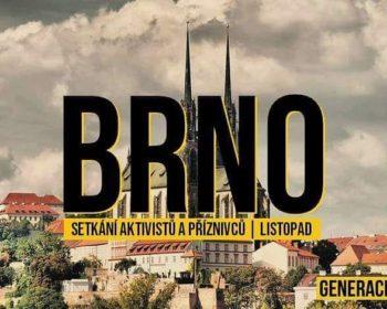 Setkání s příznivci BRNO 2018